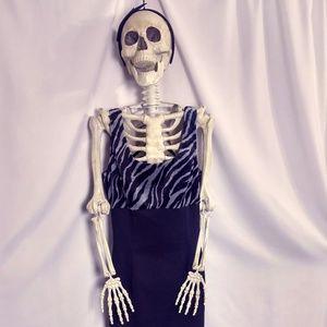 Dresses & Skirts - Zebra Print High Waist Dress
